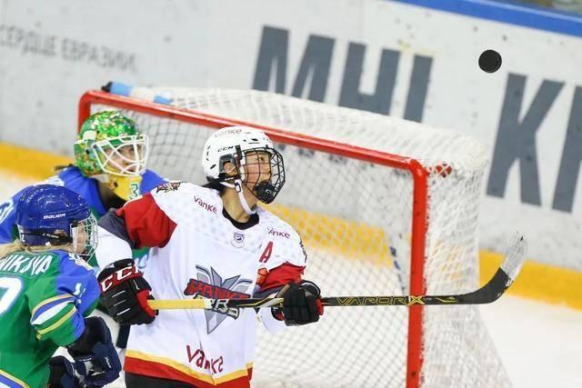 深圳女冰夺WHL总决赛